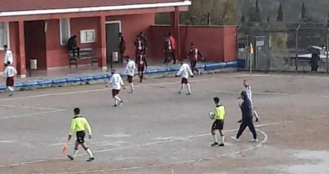 Calpazio-Buccino 1-1: le immagini e i gol della gara (VIDEO)