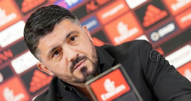 """Milan, Gattuso: """"Spero che lo stadio sia dalla nostra parte"""""""