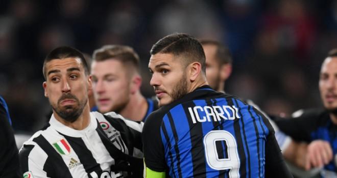 Juventus-Inter 0-0, il tabellino