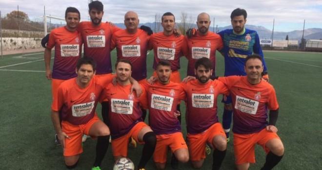 Real San Gennarello, pari al 93': rimonta col Doria da 0-2 a 2-2