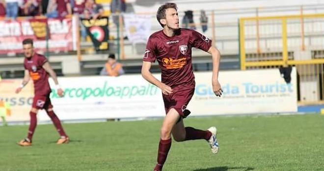 Agropoli, rinforzo dalla Serie D: firma Lopetrone - UFFICIALE