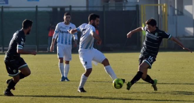 Giana Erminio-Arzachena 3-2, il tabellino
