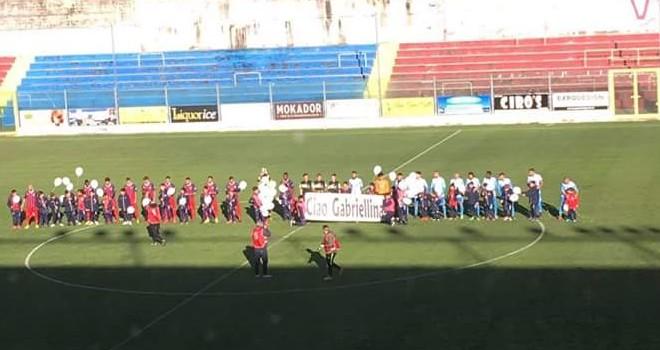 "Ebolitana battuta dalla Vibonese: 3-1 al ""Razza"" - VIDEO"