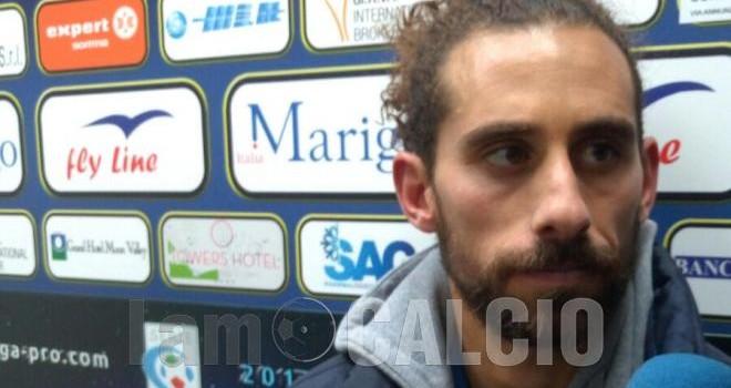 """Juve Stabia, Viola: """"Il Matera mi porta bene. La classifica non va..."""""""