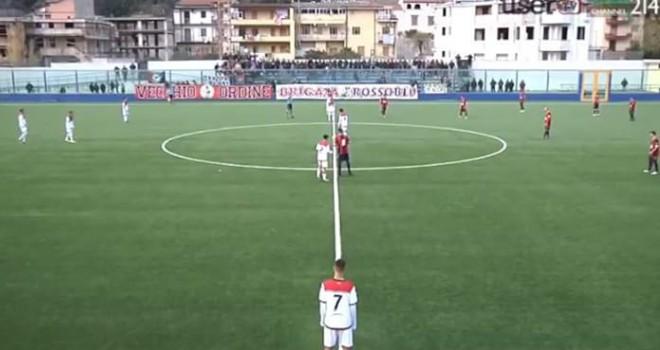 Castel S.Giorgio e Valdiano pareggiano: gol e interviste (VIDEO)