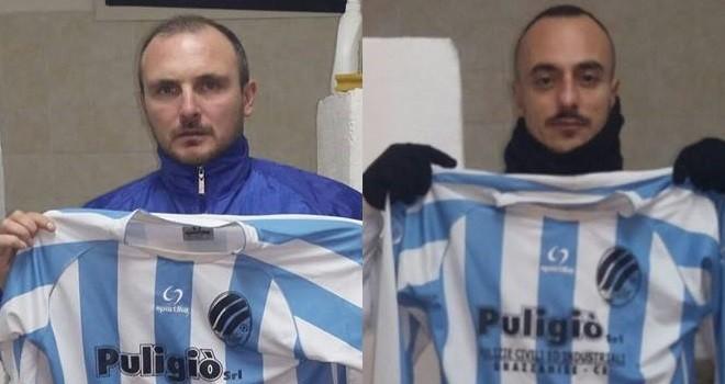 Mercato. Real Piedimonte: doppio colpo in arrivo dall'Esperia Calcio