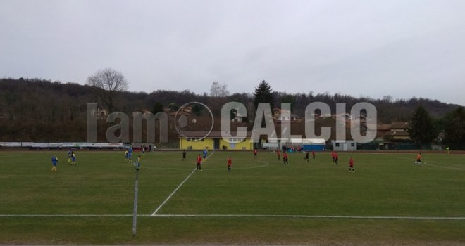 Convince il Dormelletto, netto 3-0 al Ceversama Biella