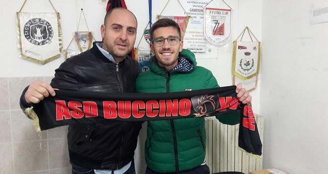 Cascone saluta la Battipagliese: firma per il Buccino