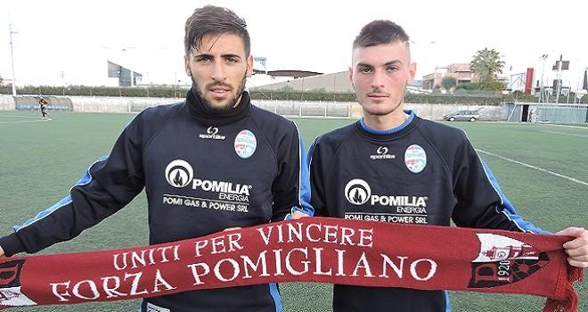 """Pomigliano, ecco Chiavazzo e Del Prete: """"Clima giusto. Sui tifosi..."""""""
