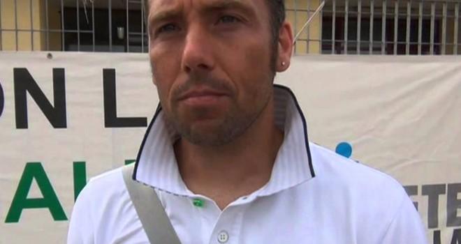 Il centrocampista Sasà Di Maio