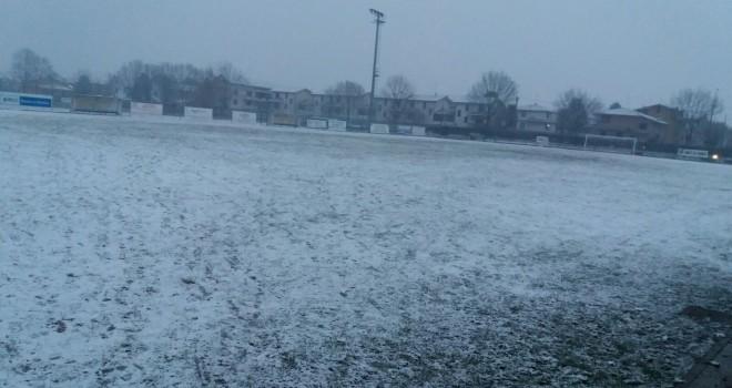 Serie C, il Montorfano Rovato piega la Doverese (e la neve)