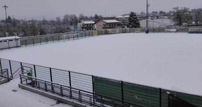 Neve - Sospesa tutta l'attività regionale nel weekend 2/3 febbraio