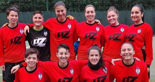 Calcio a 5/C2 Femm. Clou Savignanese-Teano, Domitia vs Phoenix