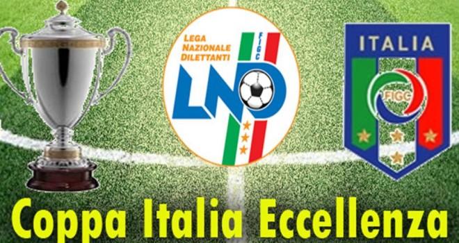 Coppa Italia Eccellenza, Melfi-Lagonegro il 29 alle 18 a Picerno