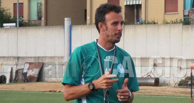 Thomas Forzatti, tecnico del Cossato