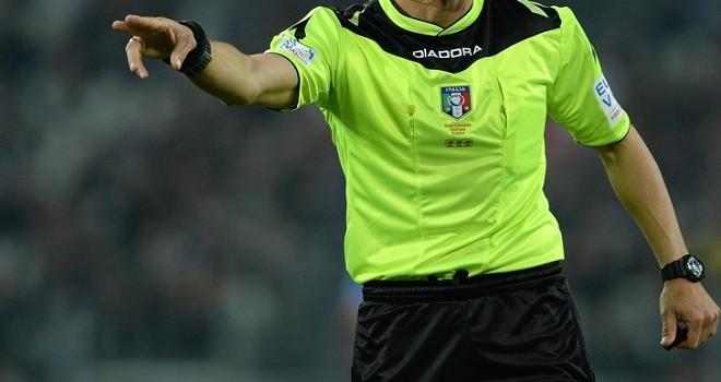 Serie D - Girone F, 17ª giornata: le designazioni arbitrali