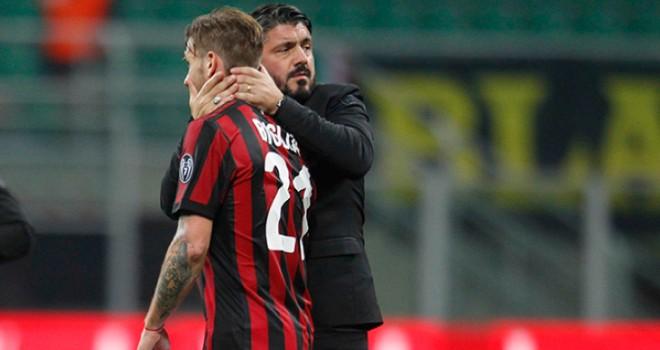 Milan. I 22 convocati di Gattuso per il Benevento: Biglia ce la fa