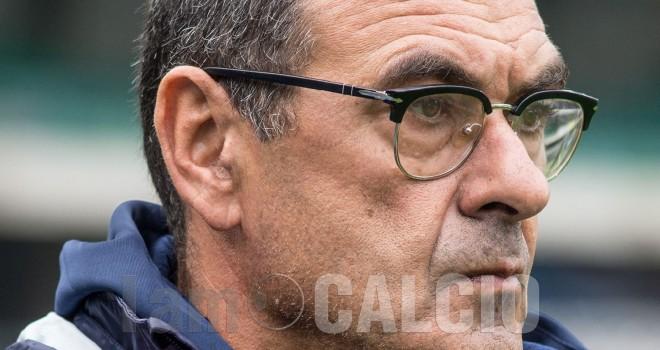 Napoli, le scelte di Sarri in vista del big match dell'Allianz Stadium