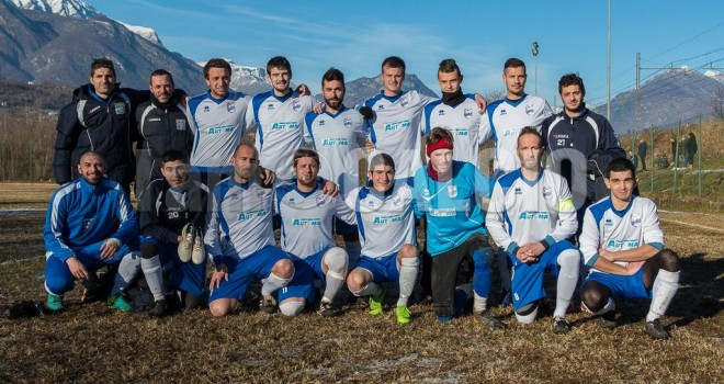 Terza categoria Vco - La giornata sorride all'Amatori Castelletto