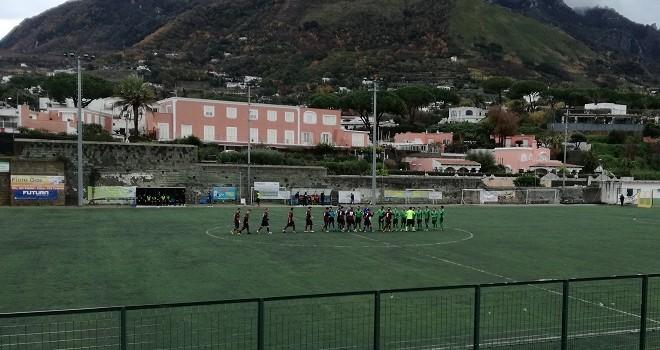 Real Forio in semifinale di Coppa, battuta ai rigori la Maddalonese