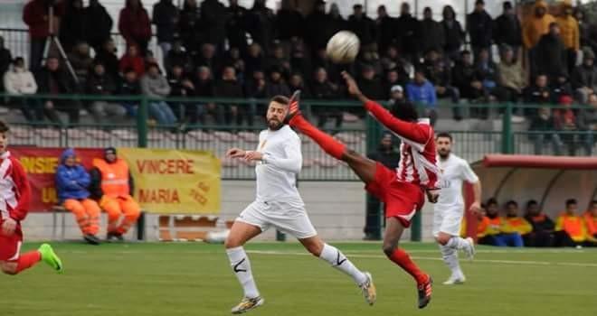 Polisportiva S.Maria-Real Palomonte: la sintesi della gara (VIDEO)