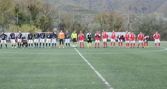 Gol e fair play tra Longobarda e Cava United: finisce in parità
