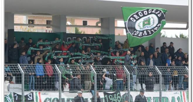 Corato: comunicato stampa del club contro i torti arbitrali subiti