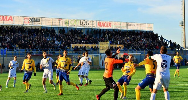 VIDEO - Gli highlights di Gravina-Audace Cerignola 0-1