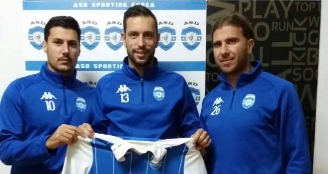 Sporting Eubea: Presentati i nuovi acquisti Bonelli,Vadalà e Mongelli.