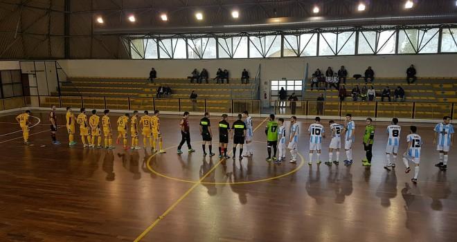 Calcio a 5/B. Marigliano sul velluto, Salerno batte Fuorigrotta