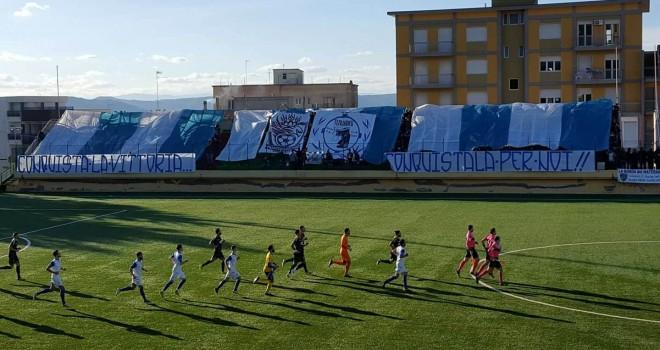 Eccellenza, la Soccer Lagonegro si laurea campione di inverno