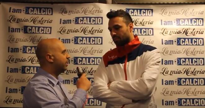 """L'intervista a Victor Ganci: """"L'Oleggio c'è, dobbiamo solo maturare"""""""