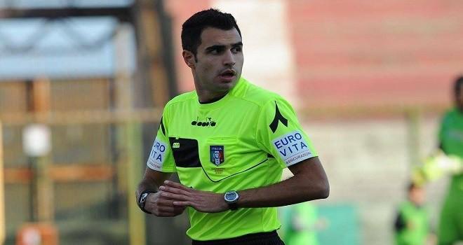 Di Graci di Como fischierà il match clou Campobasso-Vis Pesaro