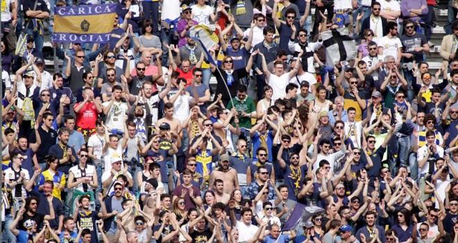 Media spettatori Serie B, 19^ G.: il Parma si prende il terzo posto