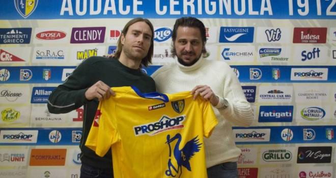 Audace Cerignola, rinforzi da Serie B e C: ecco Moro e Allegrini