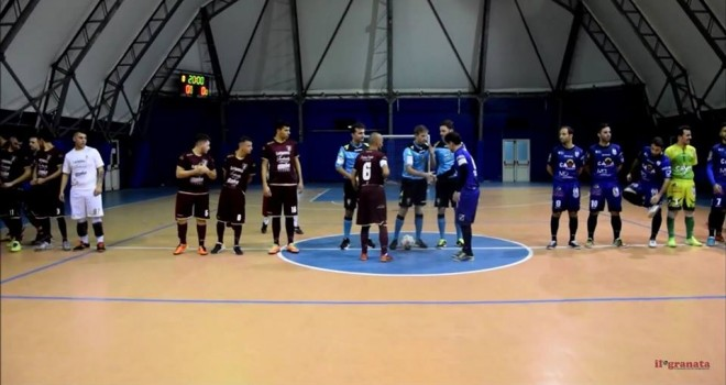 Acerrana FC-Sporting Cavese 6-4, vince il cuore granata. La Juniores..