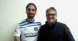 UFFICIALE - UC Bisceglie: firma la punta Albano