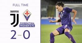 La Fiorentina Women's cede il passo alla Juventus: decide Rosucci