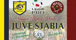 """Juve Stabia-Reggina, info e prezzi per l'anticipo serale del """"Menti"""""""