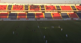 L'FBC Gravina cade allo Iacovone. Il Taranto si impone 2-1