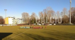 Vittoria salvezza Arona, 3-0 alla Juventus Domo