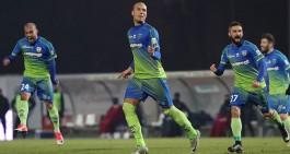 Feralpisalò-Reggiana 3-2: Ferretti con tre reti ribalta i granata
