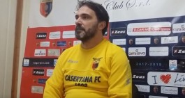 "VIDEO - Casertana. D'Angelo: ""Stiamo bene, a Catania per giocarcela"""