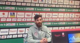 """Foggia, Martinelli: """"Bisogna rimanere uniti per l'obiettivo salvezza"""""""