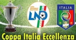 Coppa Italia Eccellenza: gli accoppiamenti per gli ottavi di finale
