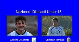 Nazionale Dilettanti Under 18: convocati due calciatori molisani