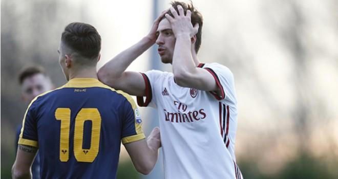 Milan, Primavera beffata nel finale