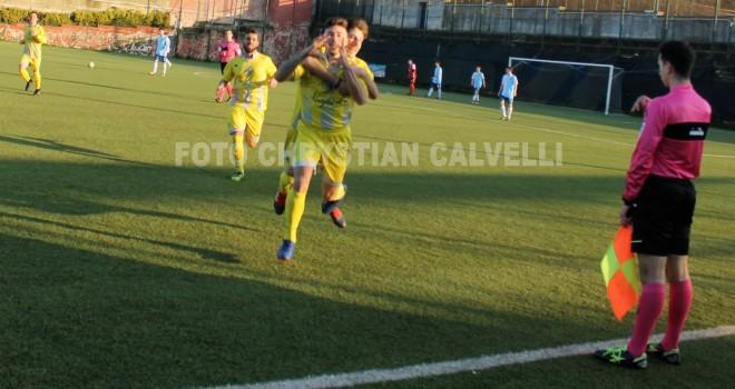 Foto Calvelli, Catena gol