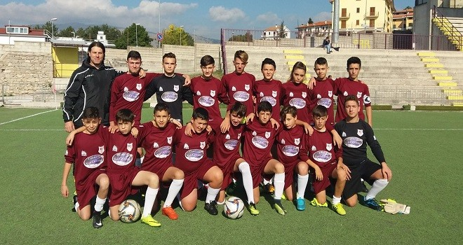 Giov. Reg. Pro Calcio Junior Castel Di Sangro- Olympia Agnonese 4-3