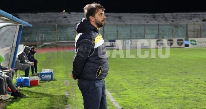 Mister D'Angelo, Casertana